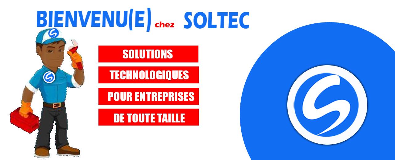Bienvenue chez SOLTEC